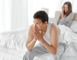 problem z przedwczesnym wytryskiem dotyczy młodych mężczyzn