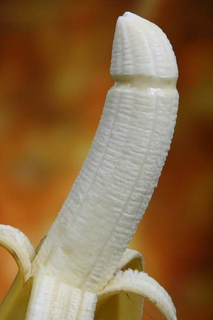 bananowy penis