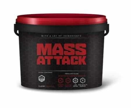 gainer mass attack