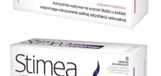 tabletki stimea/intense