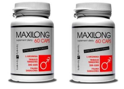 maxilong w tabletkach