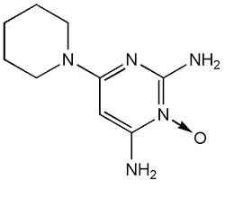 budowa minoksidilu
