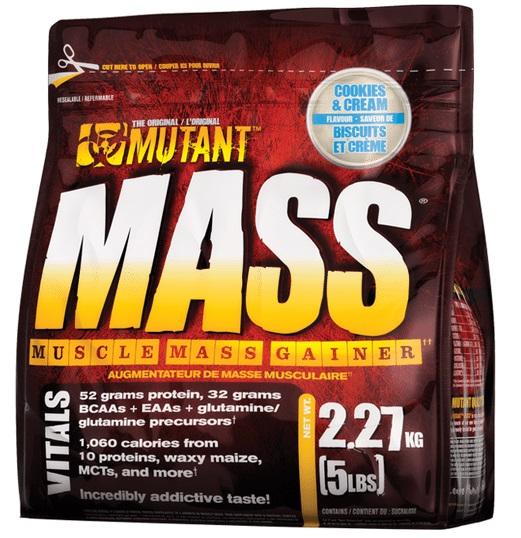 gainer mutant mass PVL
