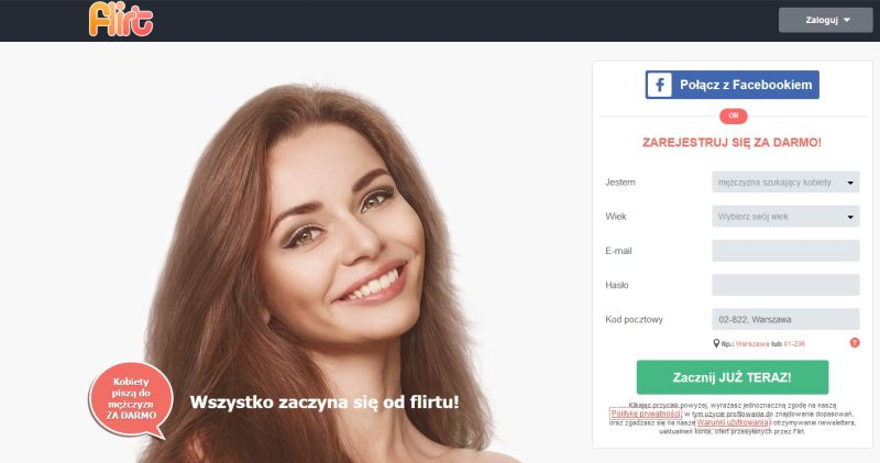 flirt.com - opinie o portalu randek erotycznych