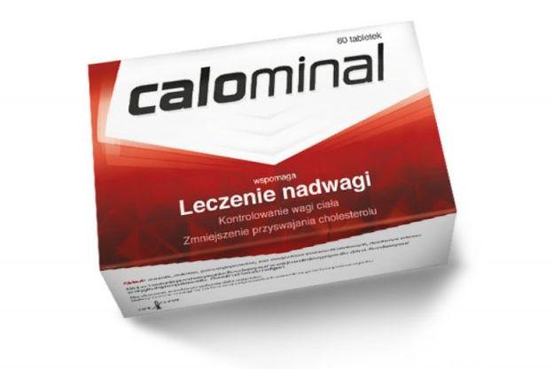 tabletki redukujące wagę calominal
