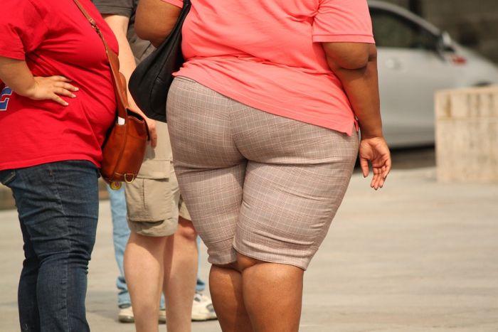 otyłość problemem 21 wieku