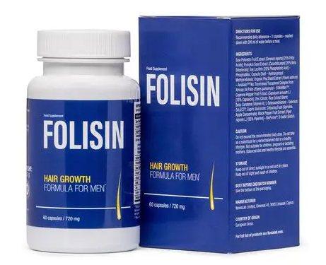 folisin - numer jeden na porost włosów