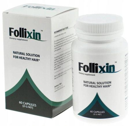 follixin - skuteczna walka z łysieniem u mężczyzn