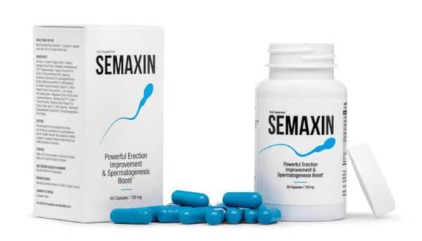 semaxin - tabletki na poprawę erekcji i lepszą jakość nasienia