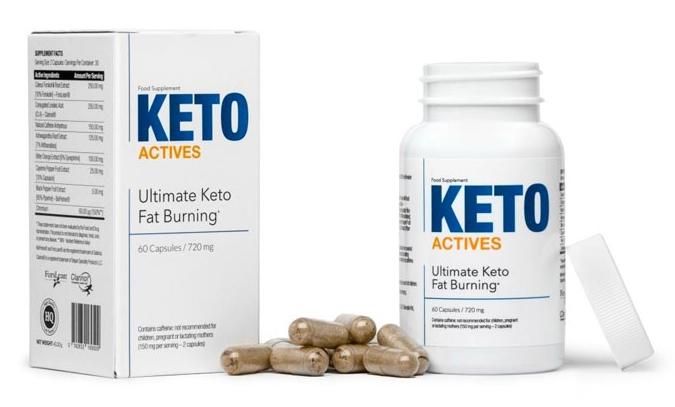 Tabletki Keto Actives - nasza opinia