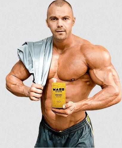 większe mięśnie z mass extreme?