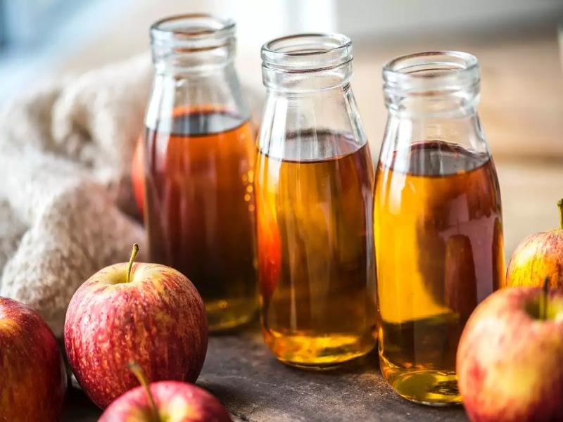 babciny przepis to podstawa dobrego octu jabłkowego