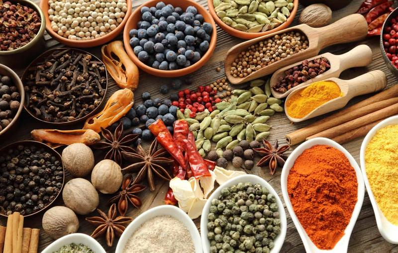 ostre przyprawy przyspieszają metabolizm
